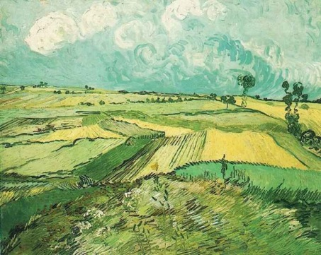 van_gogh_wheat field after the rain_july1890