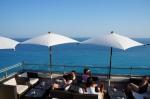 Le Meriden Nice顶楼露天咖啡厅,如航行在海面的邮轮