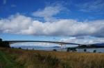 云朵飘浮Skye桥上