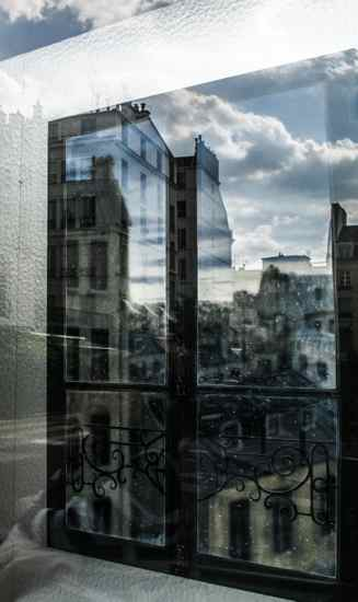 Kleinman_Carol_Paris_Window_Single_Exposure_on_Canvas_40x24in