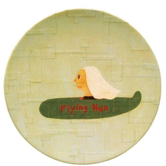 《飞翔的修女》